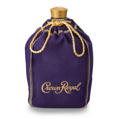 CROWN ROYAL DELUXE BAG