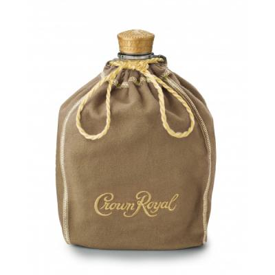CROWN ROYAL VANILLA BAG