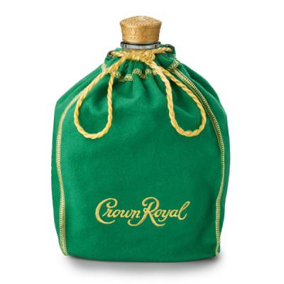 CROWN ROYAL REGAL APPLE BAG
