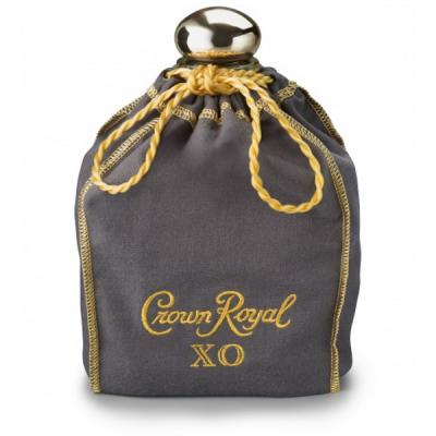 CROWN ROYAL XO BAG