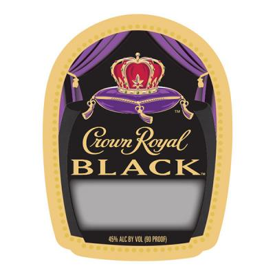 CROWN ROYAL BLACK LABEL