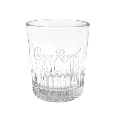 Crown Royal Rocks Glass