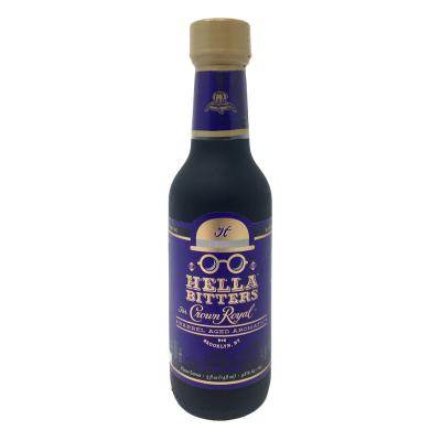Hella Bitters For Crown Royal Barrel Aged Aromatic Bitters